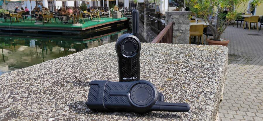 Motorola CLR446 ipari / üzleti adóvevő