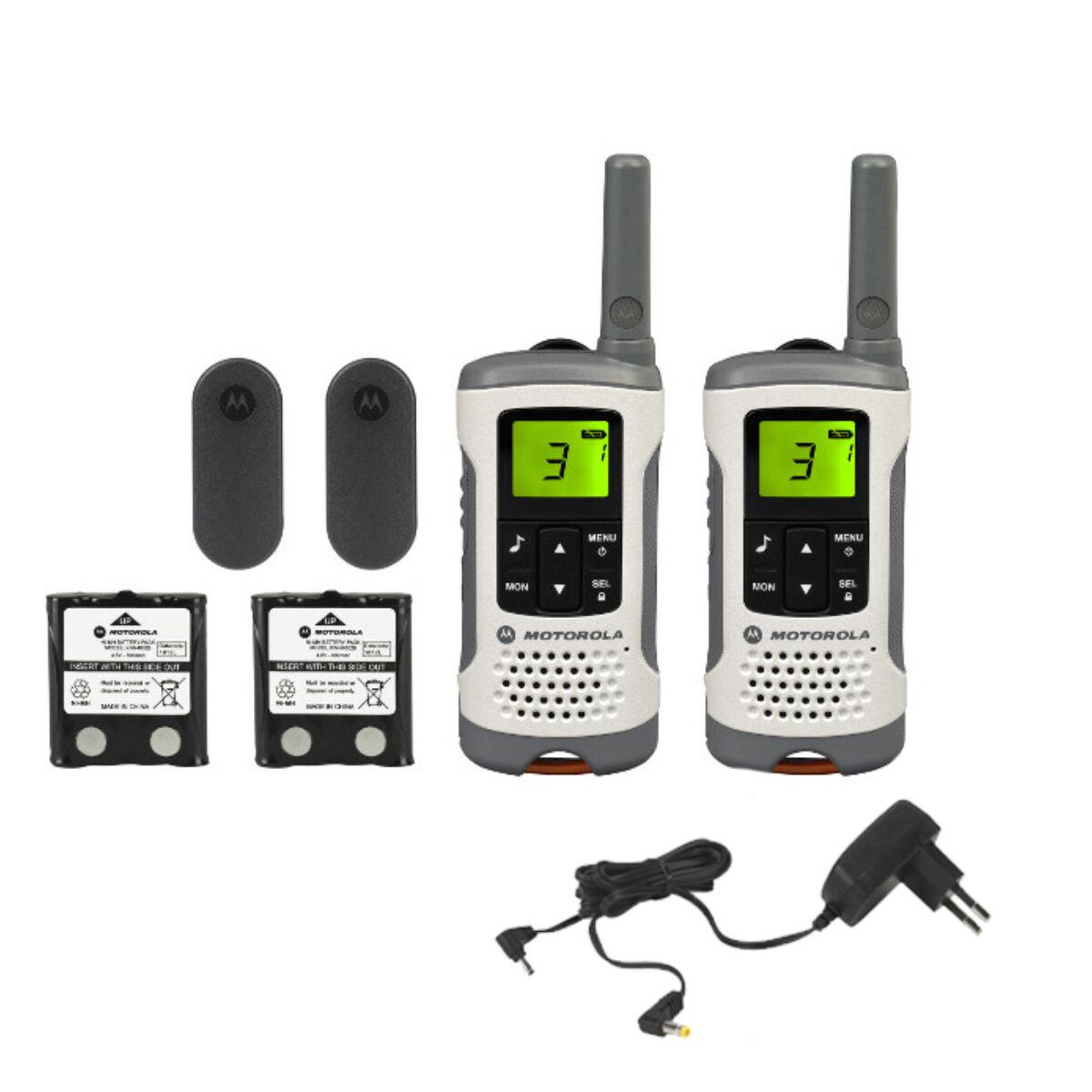 Motorola tlkr t50 walkie talkie - Oreillette talkie walkie motorola ...