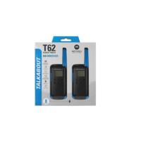 Motorola TALKABOUT T62 WALKIE TALKIE KÉK