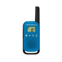 Motorola TALKABOUT T42 kék walkie talkie