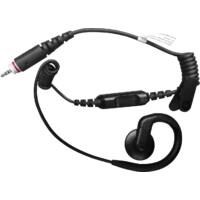 Motorola pmln8125 rövid vezetékes fülhurkos PTT fülszett - 2