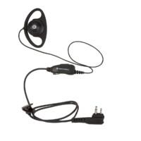 Motorola HKLN4599A mikrofonos fülhallgató, PTT / XT, CLR
