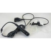 Motorola PMLN7269A akusztikus csöves fülmikrofon