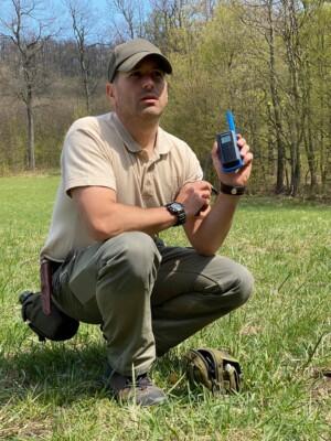 Tudatos túrázók Motorola T62-vel