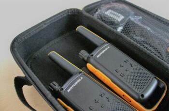 SZENGINE - Motorola T82 Extreme walkie-talkie