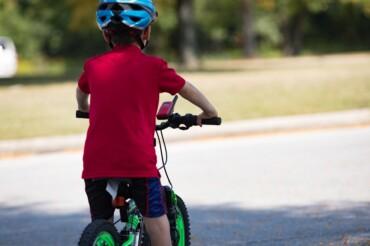Motorola Talkabout T42 a gyereknek biciklizéshez