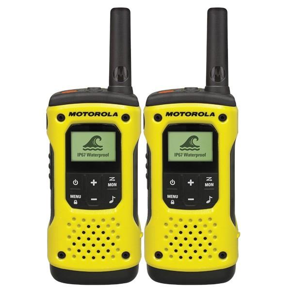 Motorola TLKR T92 walkie talkie