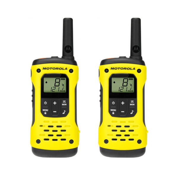 Motorola TALKABOUT T92 walkie talkie